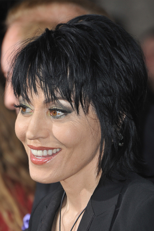 Magnificent Joan Jett39S Hairstyles Amp Hair Colors Steal Her Style Hairstyles For Women Draintrainus