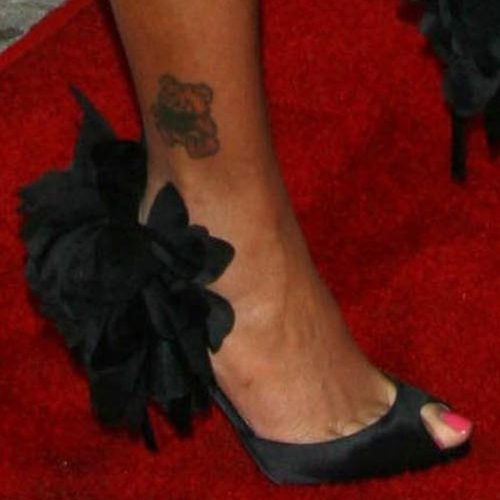 Top Keyshia Cole Tatto...