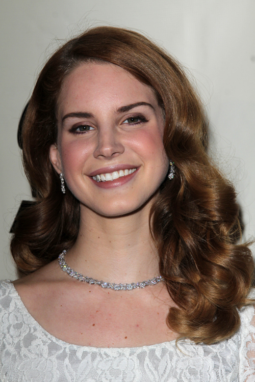 lana del rey hairstyle curls - photo #27