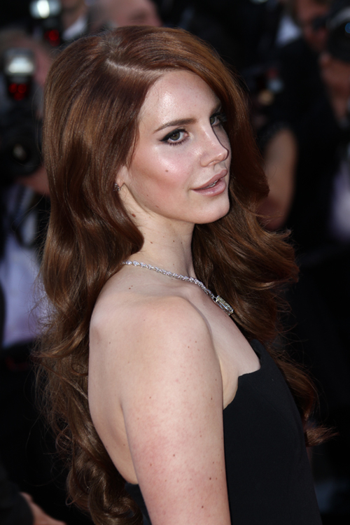lana del rey hairstyle curls - photo #31