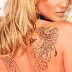 sarah-harding-back-tattoo