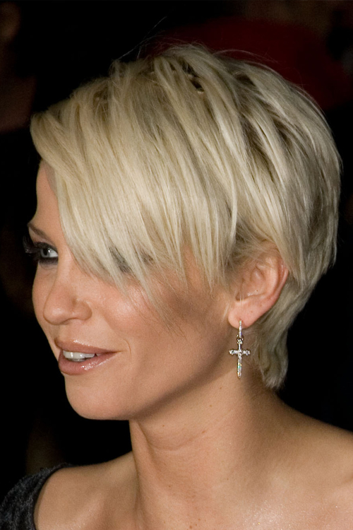 Sarah Harding S Hairstyles Amp Hair Colors Steal Her Style