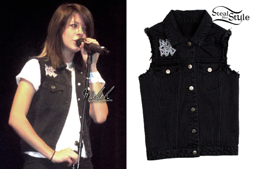 Tay Jardine: Drop Dead Denim Vest