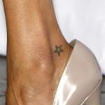 zoe-saldana-star-ankle-tattoo