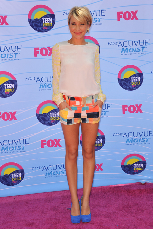 Chelsea Kane outfits