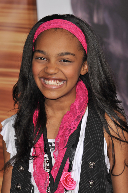 china anne mcclain something real