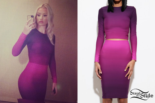 Iggy Azalea Clothes Fashion Steal Her Style Page 7