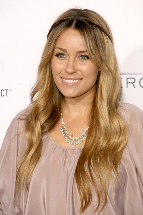 Lauren conrad hair 2013