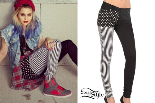 Colette Carr: Stars & Stripes Jeans