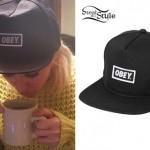 Ellie Goulding: Obey Hat