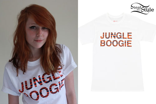 Kitty Pryde: Jungle Boogie T-Shirt