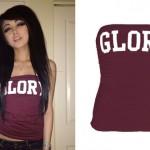 Melissa Marie Green: Glory Tube Top
