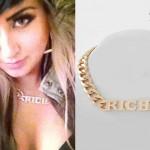 Allison Green: RICH Chain Necklace