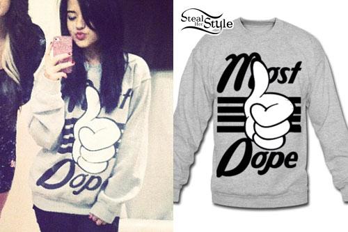 Becky G: Most Dope Sweatshirt