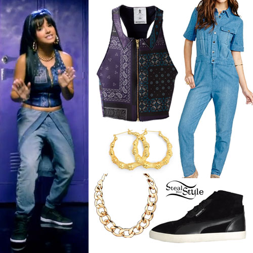 Becky G: Oath Music Video Outfit