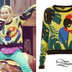 Bridgit Mendler: Parrot Sweater