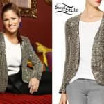 Cassadee Pope: Beaded Jacket