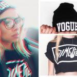 Kat Graham: Vogue Beanie, Dimepiece Tee