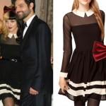 Melanie Martinez: Mesh Collared Dress