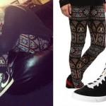 Nina Nesbitt: Church Leggings, Nike Sneakers