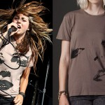 Sierra Kusterbeck: Tan Face T-Shirt