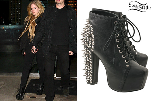 Avril Lavigne S Fashion Clothes Amp Outfits Steal Her
