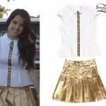 becky-g-gold-pleated-skirt