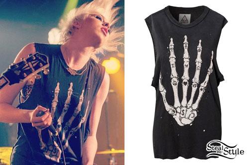 Brooklyn Allman: Hand Bones T-Shirt