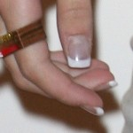 cher-lloyd-nails-french-manicure