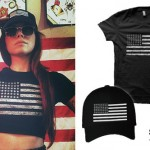 Christina Perri: American Flag T-Shirt