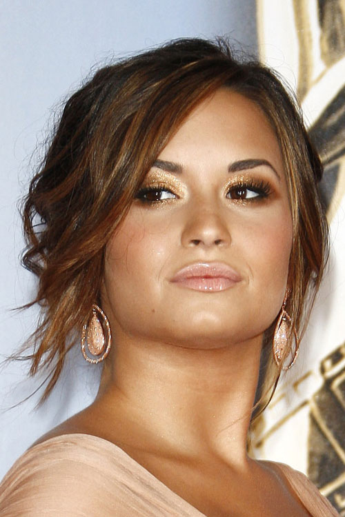 demi lovato light brown hair demi lovato light brown hair