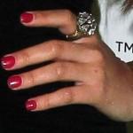 demi-lovato-nails-red