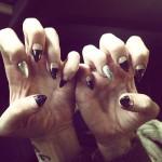 juliet-simms-nails-tan-black