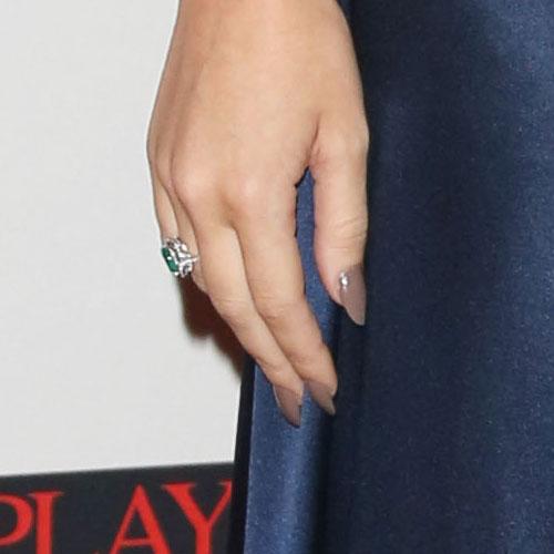 Red Nail Polish Lana Del Rey: Lana Del Rey Nails