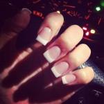 lexus-amanda-nails-clear-white