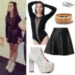 Megan Mace: Lita Jewel Boots Outfit