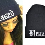Melissa Marie Green: Blessed Beanie