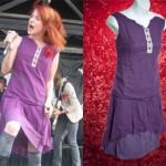 Hayley Williams: The Purple Dress