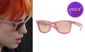 e369ef89042 Ray Ban Sunglasses Original Wayfarer RB2140 968 3E Dark Pink Crystal Pink  Mirror Silver –  94.00  exact
