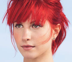 Hayley Williams Beauty Tips And Tricks Steal Her Style