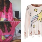 Ariana Grande: Shooting Star Sweater