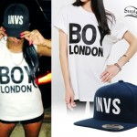 Cassie: BOY London Tank Top