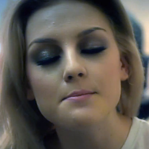 Perrie Edward Eyes Perrie-edwards-makeup-wings