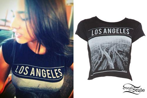 Becky G: Los Angeles T-Shirt