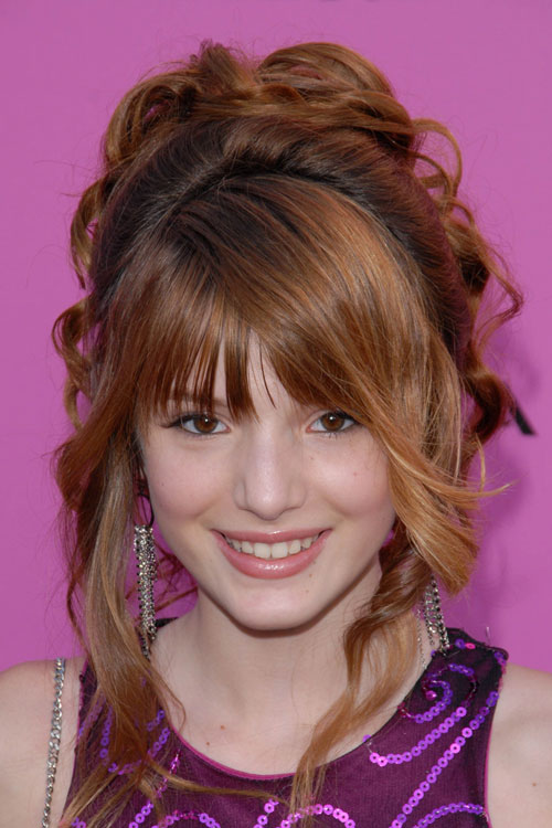 Ombre Hairstyles For Long Straight Hair Bella Thornegetty Images ...