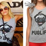 Carrie Underwood: Pug Life Muscle Tee
