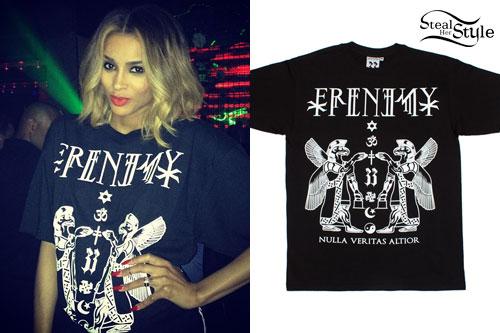 Ciara: Frenemy T-Shirt