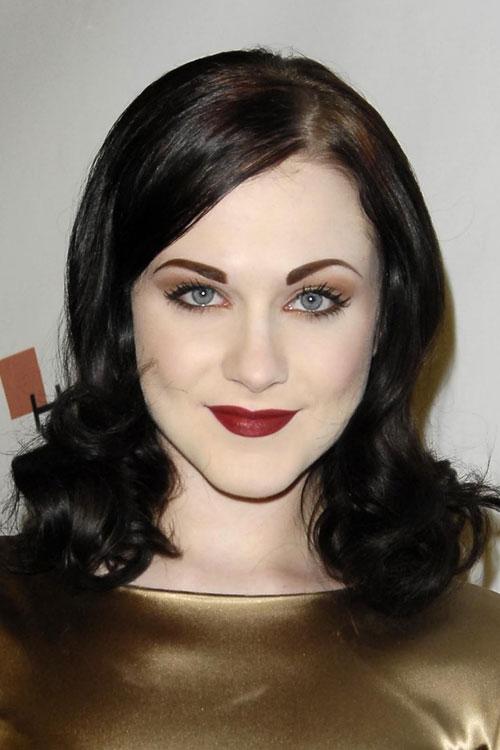 Gallery For > Evan Rachel Wood Black Hair