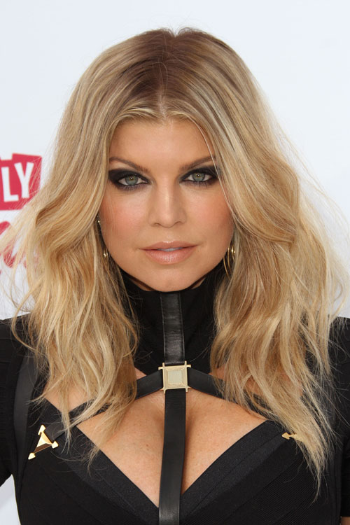 Fergie S Hairstyles Amp Hair Colors Steal Her Style