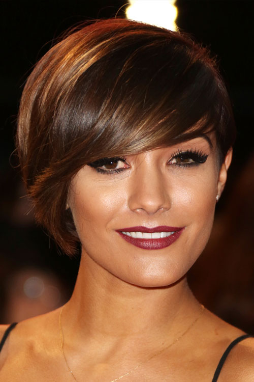 Frankie Sandford S Hairstyles Amp Hair Colors Steal Her Style